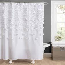 Shower Curtain Pollie Shower Curtain Reviews Joss