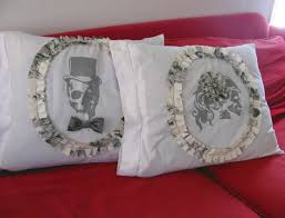my 3 monsters day 4 halloween pillow covers