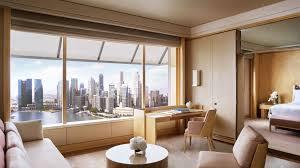 Picture Of Room Luxury Suites In Singapore The Ritz Carlton Millenia Singapore