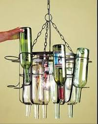 How To Make A Chandelier Out Of Beer Bottles Wine Bottle Chandelier Kit Fair Wine Bottle Chandelier Kit For