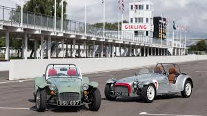 caterham caterham seven supersprint sells out in just seven hours