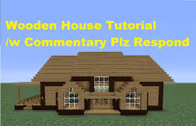 Home Design 3d How To Make An Upstairs Minecraft 360 How To Build A Wooden House House Number 3 Youtube