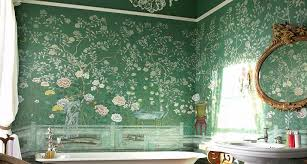 bathroom wallpaper designs 10 bathroom wallpaper designs bathroom designs design trends