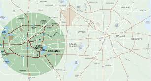 Map Of Spring Texas Resources U0026 Faqs Fort Worth Chamber Chamber Of Commerce