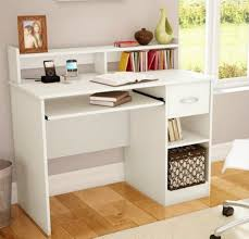 White Kids Desk With Hutch by White Childrens Desk With Hutch Muallimce