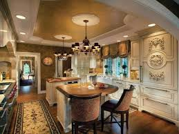 classical kitchen design with tuscan idea luxury tuscan style