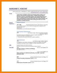 example of resume profile efficiencyexperts us