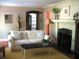 popular dining room paint colors comfortable white fabric living couch modern design with open