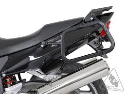 honda cbr 1100 sw motech quick lock evo sidecarriers to fit many side case types