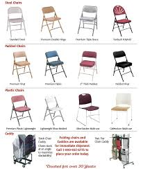 Quality Chairs Portable Folding Deluxe Banquet Chairs Churchplaza