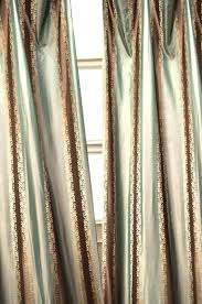 Blue And Brown Curtains Beautiful Brown And Blue Curtains Panels Decor With Sky Blue And
