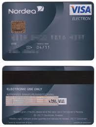 Santander Business Debit Card Visa Electron Wikipedia