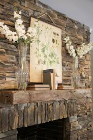 fireplace decor fireplace display for the summer gorgeous