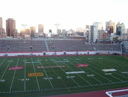 Stade Percival Molson Memorial Stadium Football Stadium In Montreal Alouettes Sign 20 Year Lease To Stay At Molson Stadium
