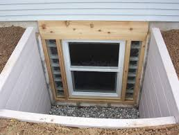 Block Windows For Basement - egress window compare safety windows here modernize