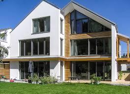 doppelhaus architektur passiv doppelhaus in münchen klassisch modern häuser münchen