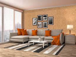 Cork Material Sound Deadening Material Salami Decorative 8mm Cork Wall Tiles