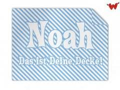 Personalized Pictures With Names Custom Blanket With Your Design Wildemasche