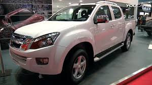 2013 isuzu d max youtube