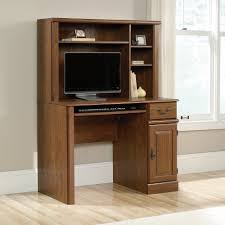 Computer Desk With Hutch Cherry Orchard Computer Desk With Hutch 418649 Sauder