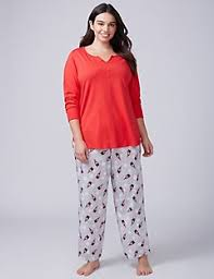 plus size pajama sets and comfortable matching pajama sets