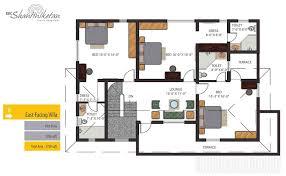 krc shantiniketan luxury individual bungalows floorplan luxury