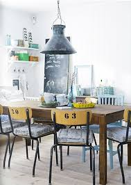 Industrial Dining Room by Industrial Vintage Dining Area