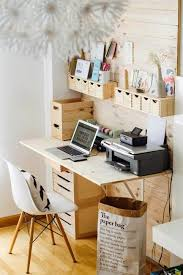Small Office Space Ideas with 22 Space Saving Storage Ideas For Elegant Small Home Office Designs