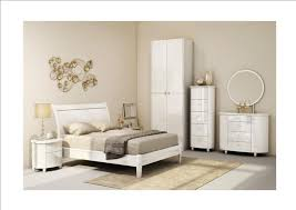 Bedroom Furniture White Gloss Birlea Aztec White Gloss Bedroom Furniture Wardrobe Chest