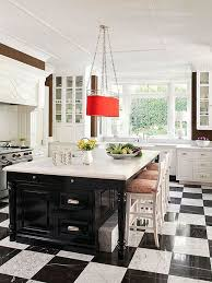Black And White Kitchen Ideas 60 Best Black And White Floors Images On Pinterest Cement Tiles