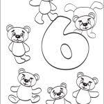 20 free printable number coloring pages everfreecoloring com