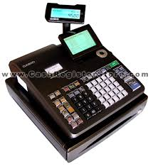 casio se s400 scanning cash register