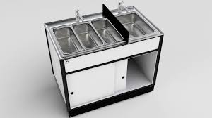 sink units for kitchens self contained portable sinks mobile hand washing stations