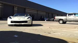pearl white corvette 2014 corvette stingray wrapped in matte pearl white