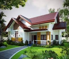 Photos Of Small Beautiful And Cute Bungalow House Design Ideal - Bungalow home designs