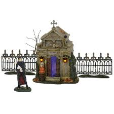 department 56 halloween village clearance department 56 4059393 rest in peace 2017