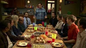 it s always in philadelphia thanksgiving dinner
