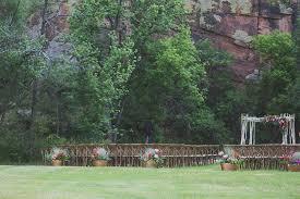Colorado Weddings Outdoor Bohemian Colorado Wedding Ruffled