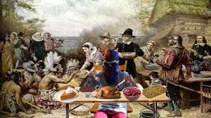 who invented thanksgiving