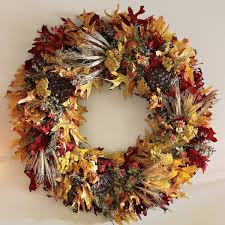 jaw dropping fall wreaths b lovely events