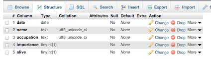 varchar date format php mysql use php date as sql date stack overflow