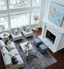 white livingroom furniture best 25 fireplace furniture arrangement ideas on