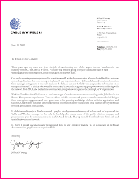 11 sample recommendation letter from employer