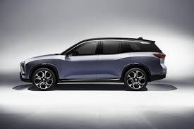 mitsubishi china nio unveils production vehicle for china myautoworld com