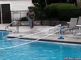 Swimming Pool Meme - fail meme gif find download on gifer
