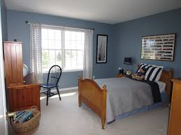 grey and blue bedroom mounted computer desk white bed sets twin