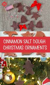 cinnamon salt dough ornaments play cbc parents