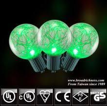 green led string lights 25l g40 gold led tinsel globe light 25l led string light led string