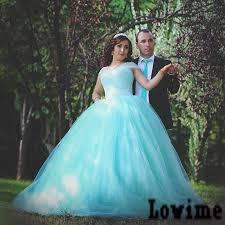 Wedding Dresses Light Blue Light Sky Blue Wedding Dress Wedding Dresses In Jax
