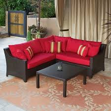 Outdoor Patio Furniture Sectional Interior Design Magazine Outdoor Sectionals Patio Furniture